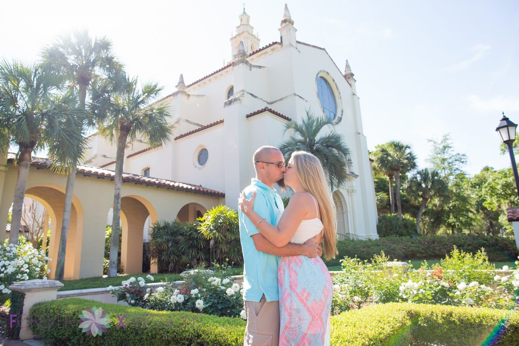Engagement Session Rollins College