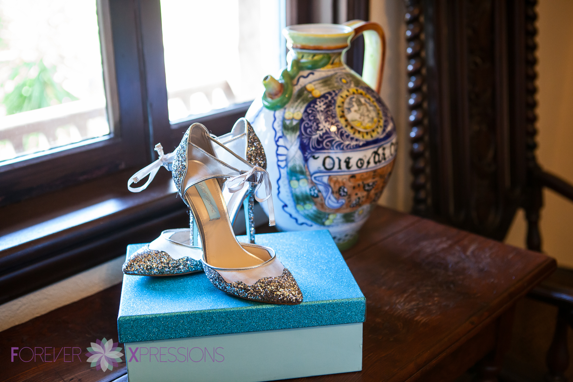 Wedding Details Shoes